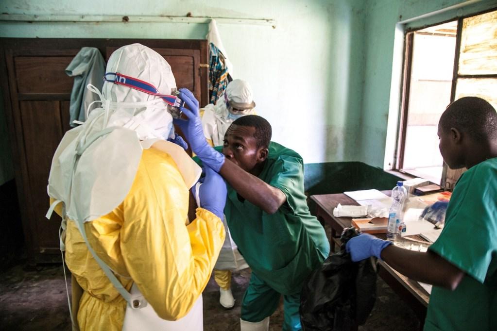 El ébola ya es emergencia mundial confirma la Organización Mundial de la Salud