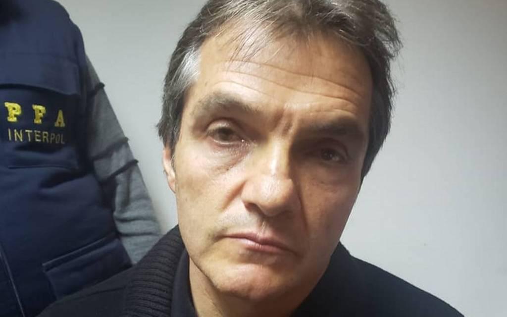 Detiene la Interpol a Carlos Ahumanda en Argentina, será extraditado a México