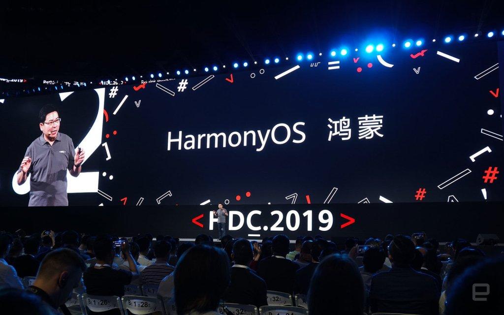 Huawei presenta HarmonyOS su nuevo sistema operativo que competirá con Android