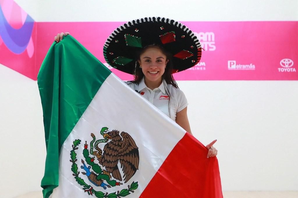 ¡Paola Longoria es tricampeona! México suma 25 medallas de Oro en Lima 2019