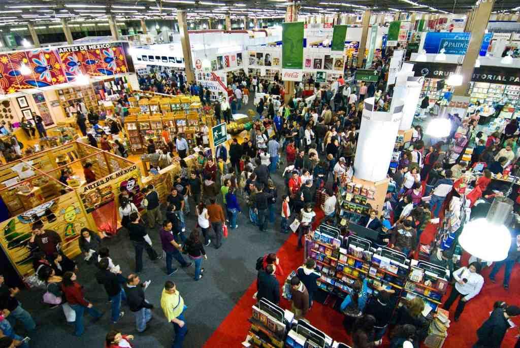 ¡Listos! La Feria Internacional del Libro de Guadalajara del 30 de noviembre al 8 de diciembre