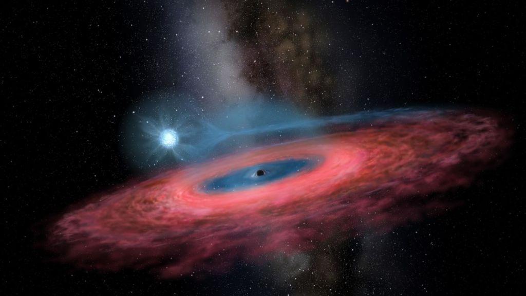 Descubren agujero negro que no debería existir y que desafía las teorías existentes