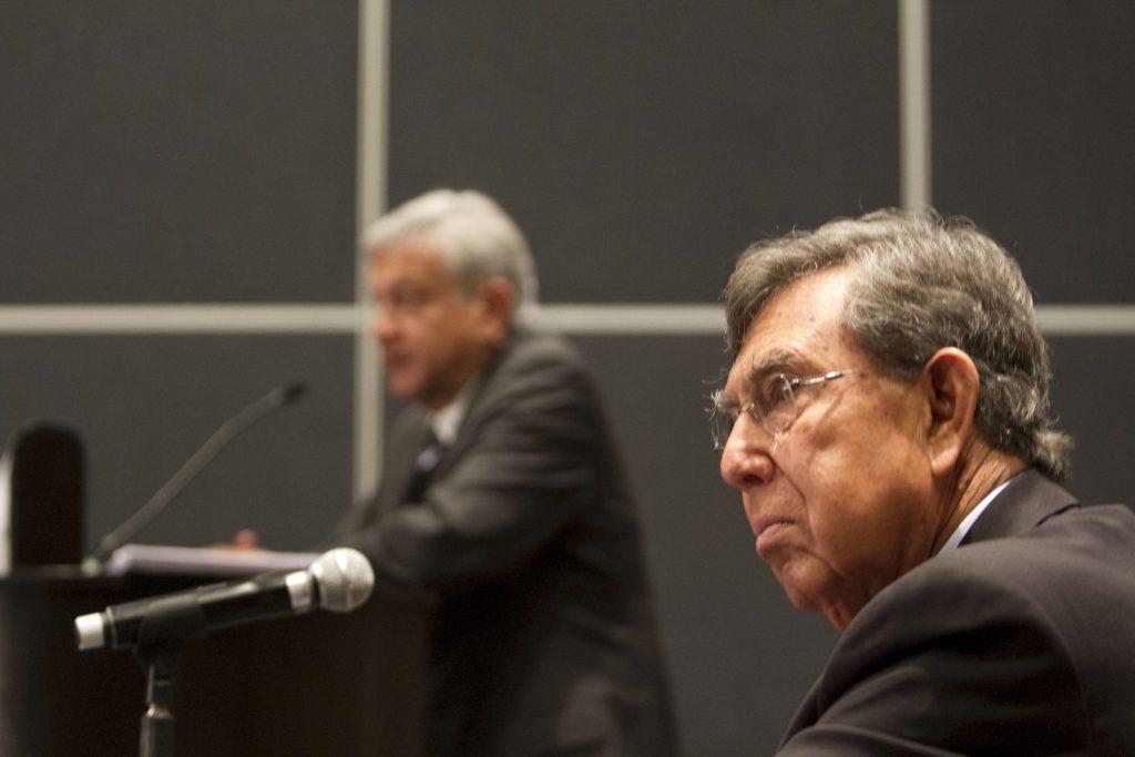 No hay propuestas en Gobierno de Obrador para solucionar los grandes problemas del país: Cuauhtémoc Cárdenas