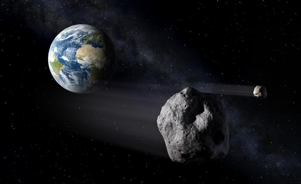 Nueva amenaza espacial, la NASA detecta asteroide que podría estrellarse con la Tierra