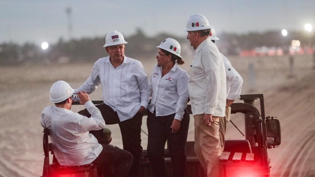 Anuncia Pemex descubrimiento de nuevo yacimiento gigante en Campo Quesqui en Tabasco