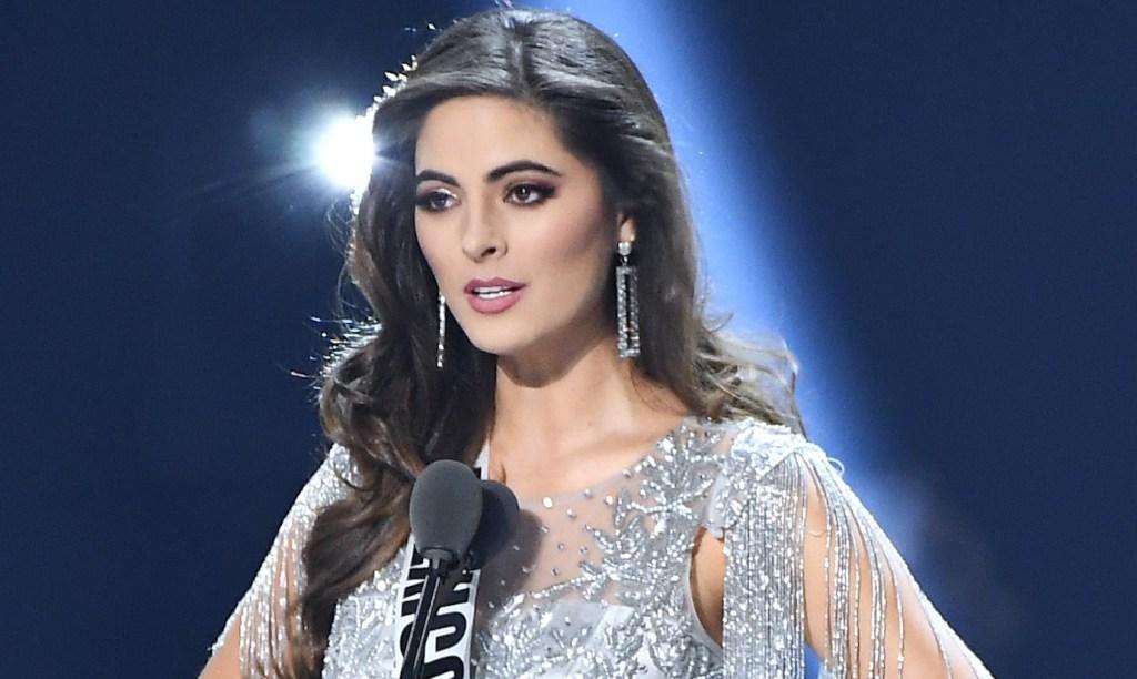 La mexicana Sofía Aragón gana tercer lugar en Miss Universo 2019