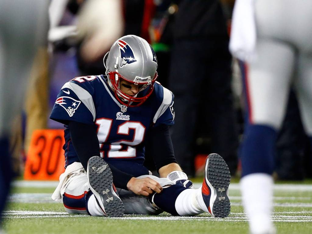 Titans derrota 20-13 a Patriots y echan fuera de los Playoffs a Tom Brady