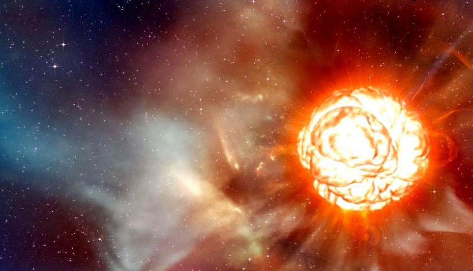 Astrónomos prevén el estallido de la novena estrella más brillante del cielo: Betelgeuse