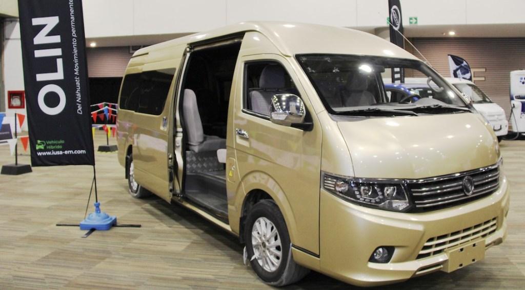 ATL, IIK, BALAAM y OLIN los vehículos híbridos y eléctricos hechos en México que fabrica IUSA