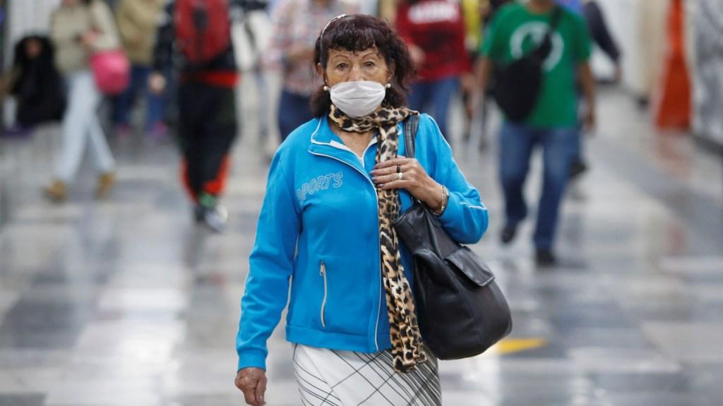 Covid-19: Suman 405 casos y cinco muertos en México a causa del Coronavirus