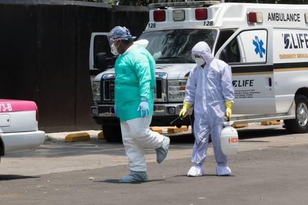 Covid en México: ya son 90 mil 664 casos positivos y 9 mil 930 defunciones