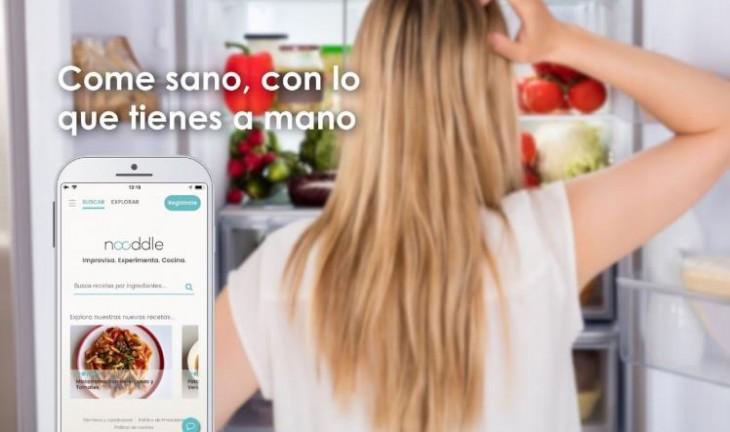 Abres tu refrigerador, no hay nada en la nevera pero esta App te dice que prepararte con lo que tienes