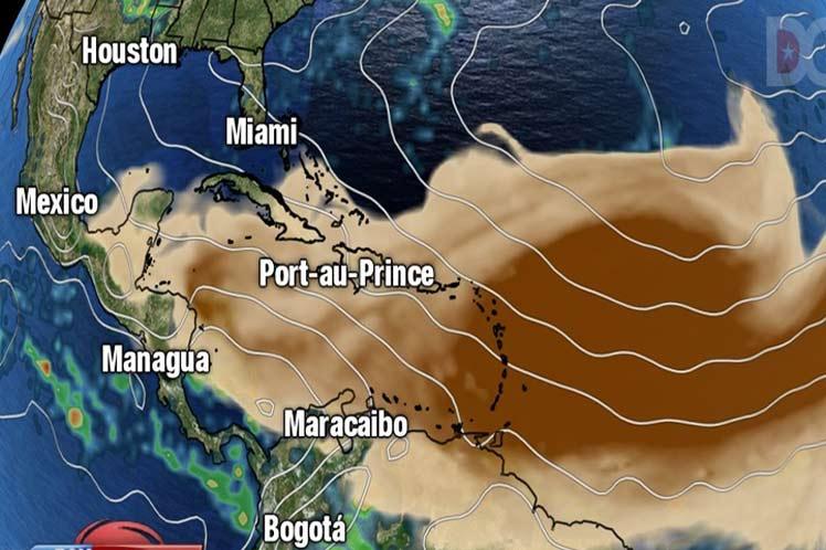 Atención: Polvo del Sahara llega a México informa Secretaría de Salud