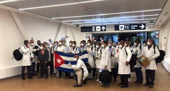Derroche en INSABI que dirige Juan Antonio Ferrer, 6.2 mdd pagan a médicos cubanos