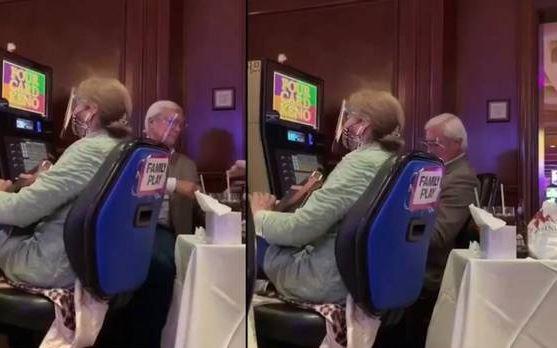 ¡Irresponsable! Jaime Bonilla abandona Baja California y apuesta en casinos de San Diego