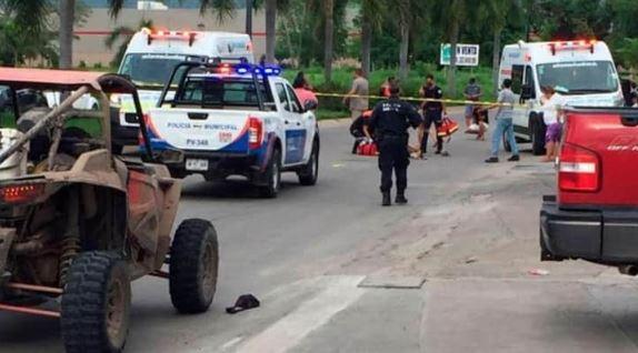En VIDEO el momento en que los jóvenes de Guanajuato fueron «levantados» en Puerto Vallarta
