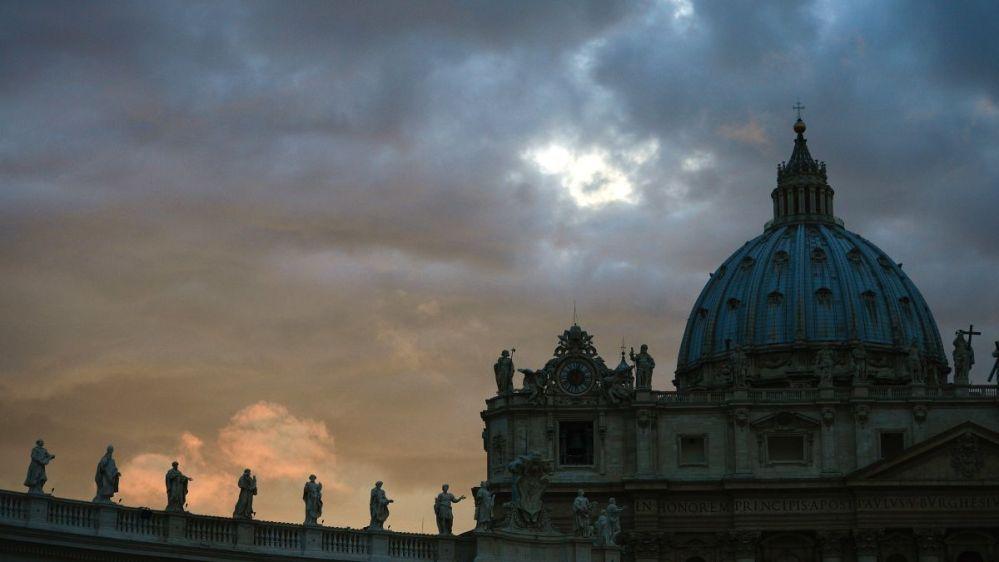 China bajo sospecha de hackear al Vaticano
