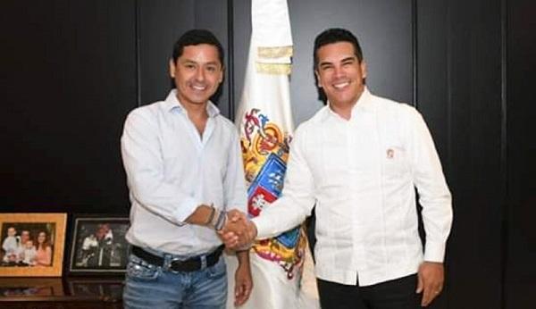 Endeuda irresponsablemente el alcalde Eliseo Fernández a Campeche