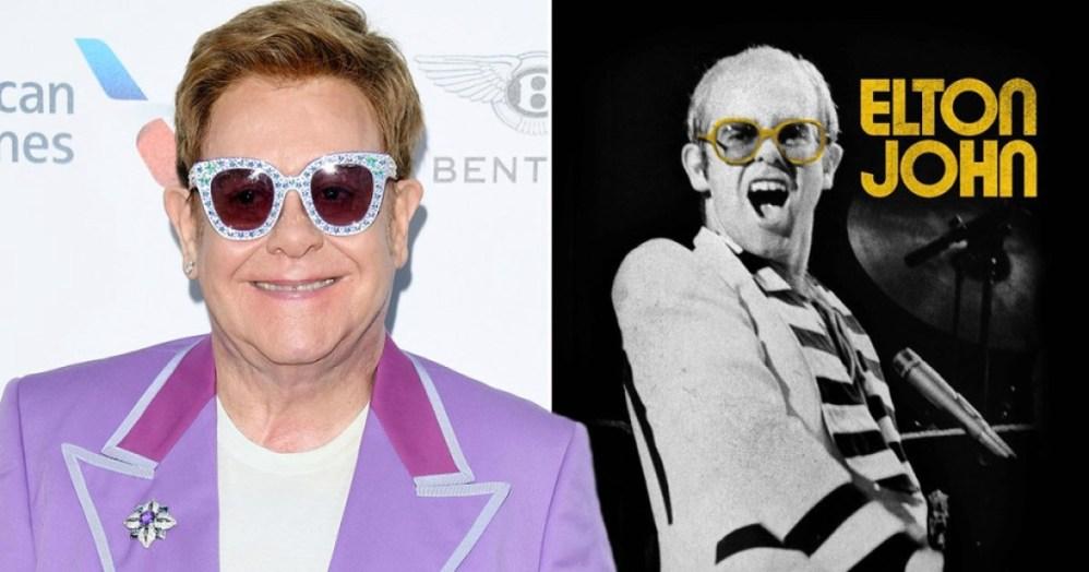 ¡Prepárense! Elton John compartirá sus más icónicos conciertos en Youtube