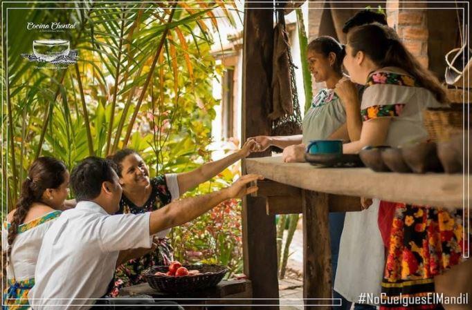 Tabasco: Cocina Chontal, restaurante de comida prehispánica uno de los mejores del mundo