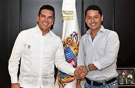 Alito Moreno y Eliseo Fernández son lo mismo, acuerdan para intentar retener Campeche