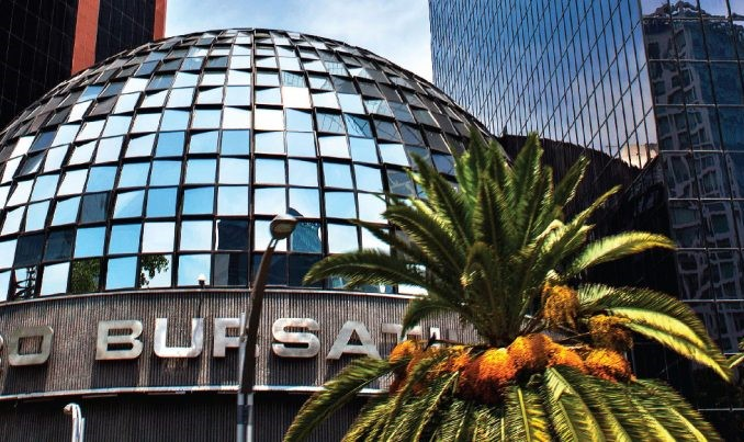 Suspende operaciones la Bolsa Mexicana de Valores