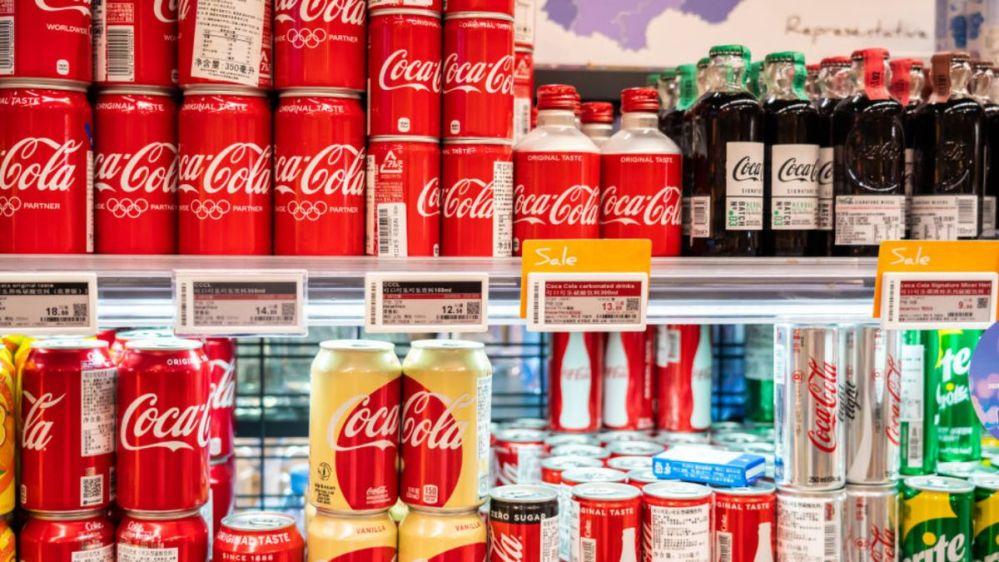 Coca-Cola Company eliminará la mitad de sus marcas
