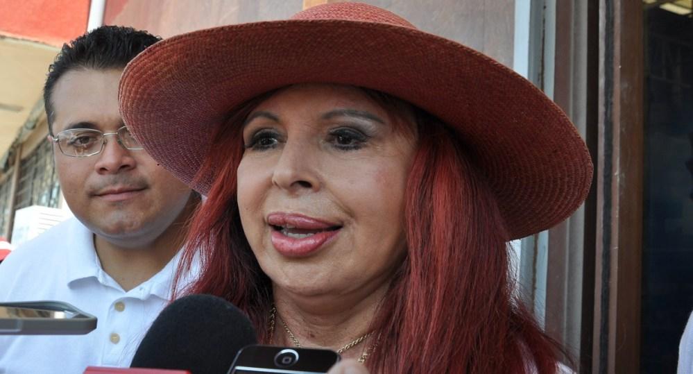 ¡Destape! Anuncia Layda Sansores que buscará ser gobernadora de Campeche