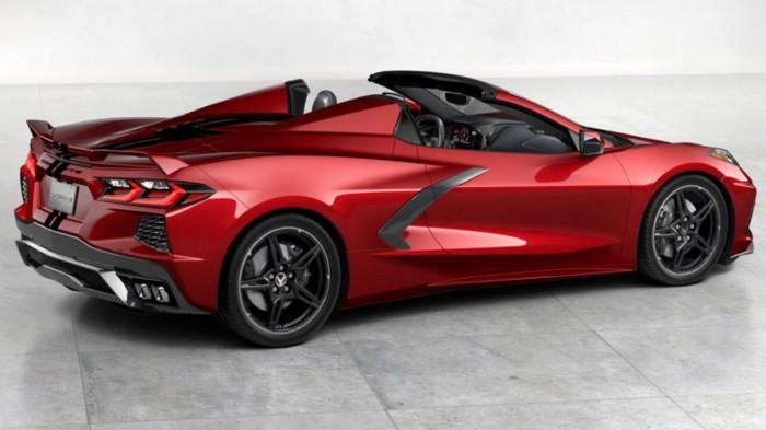 Llega el Corvette Stingray convertible, el deportivo inspirado en aviones de combate