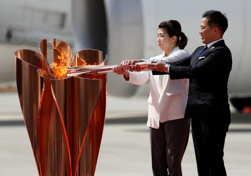 Si habrá Juegos Olímpicos, la Antorcha iniciará su recorrido en Japón