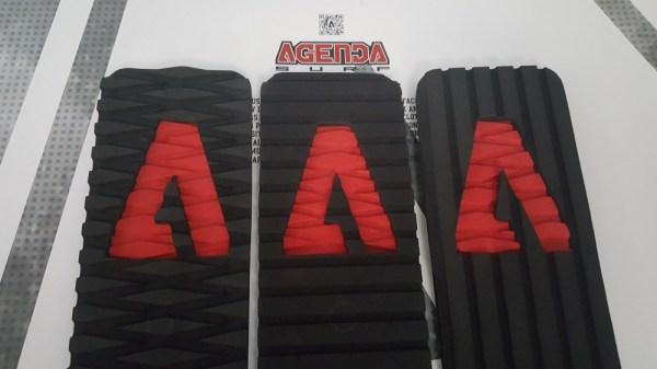 Choice of Diamond groove (left) Wide cut groove (center) Long cut groove (right) Archbar options