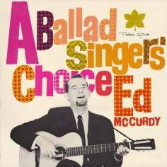 Ed McCurdy