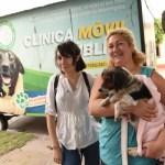 Los móviles veterinarios del municipio llevarán atención gratuita en el barrio Echeverría