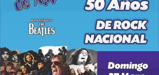 Tributo 50 años Rock nacional