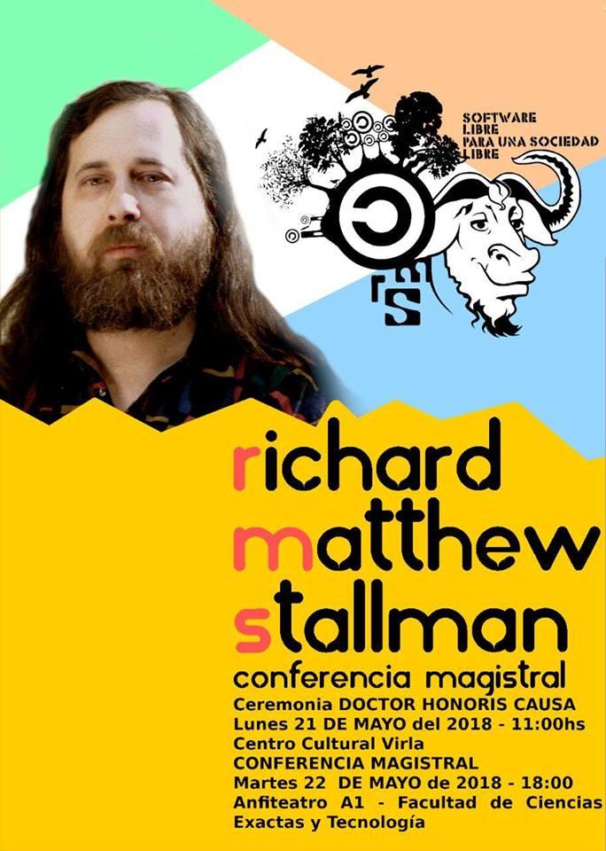 """Stallman se refiere a los teléfonos móviles como """"dispositivos portátiles de vigilancia y seguimiento""""14 y dice que se niega a poseer un teléfono celular hasta que exista uno que se ejecute por completo en software libre. También evita el uso de una tarjeta-llave para entrar en su oficina,15 ya que estos sistemas llevan un seguimiento de cada lugar y hora en que alguien entra en el edificio. A excepción de unos pocos sitios web relacionados con su trabajo en GNU y la FSF, por lo general no navega por la web directamente desde su ordenador personal con el fin de evitar ser conectado con su historial de navegación. En su lugar, usa wget o programas similares que recuperan el contenido de los servidores web y luego envían el contenido a su correo electrónico.16  Su imagen descuidada y sus manías extravagantes le han hecho ser blanco de numerosos chistes y bromas, llegando a aparecer en tiras cómicas"""