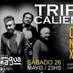 """26 de Mayo – Tripas Calientes en Casa Managua """"Cosas Nuevas x Venir"""""""