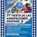 03 de Junio – IV Fiesta de las Agrupaciones Gauchas