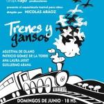 03 de Junio – Trenes y Gansos
