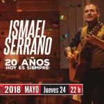 24 de Mayo – Ismael Serrano