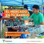 19 de Mayo – El Mercado en tu barrio en Yerba Buena