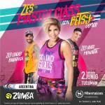 02 de Junio – ZUMBA – Zes Master Class con Betsy Dopico