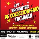23 de Junio – 9° Encuentro/Feria de Coleccionismo Tucuman