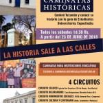 30 de Junio – Caminatas Históricas