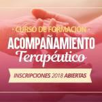 """08 de Junio – Curso de Formación: """"Acompañamiento Terapéutico"""""""
