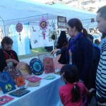 """La """"Feria de Artesanos"""" estará en la plaza Belgrano y en el parque Avellaneda este fin de semana"""