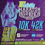 22 de Julio – Maratón Independencia