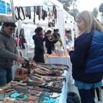 Feria de Artesanos en la plaza Independencia y en el parque Avellaneda