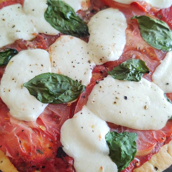 margherita pizza #3