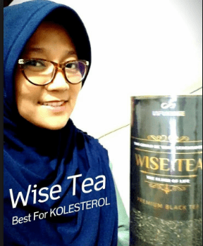 Wise Tea Infinesse Global Indonesia