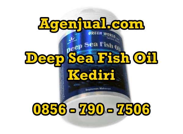 Agen Jual Deep Sea Fish Oil Kediri